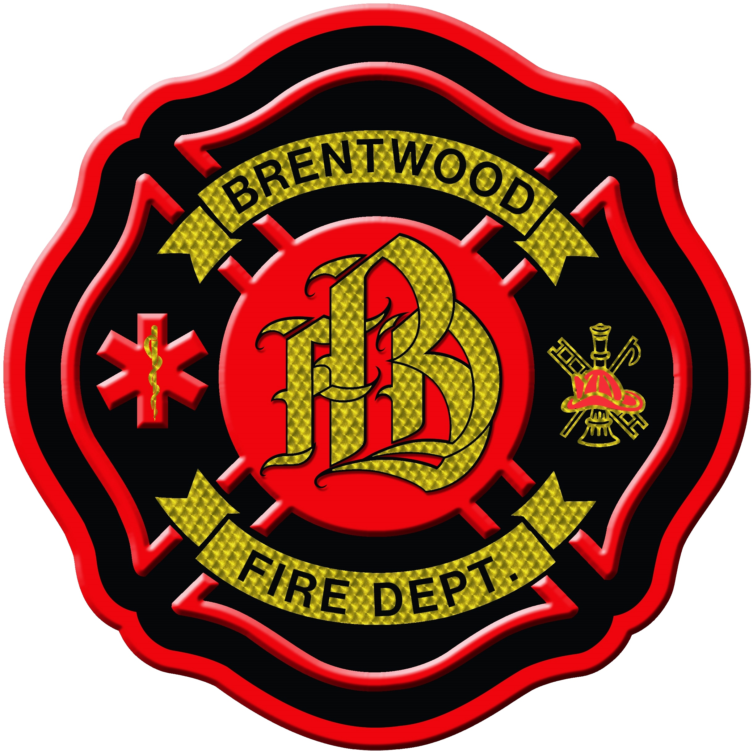 Brentwood Fire Department Seal