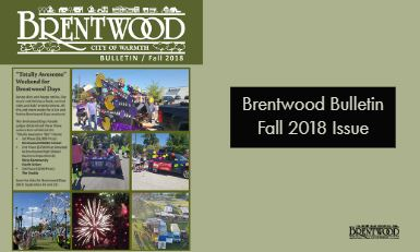 Brentwood Bulletin Fall 2018