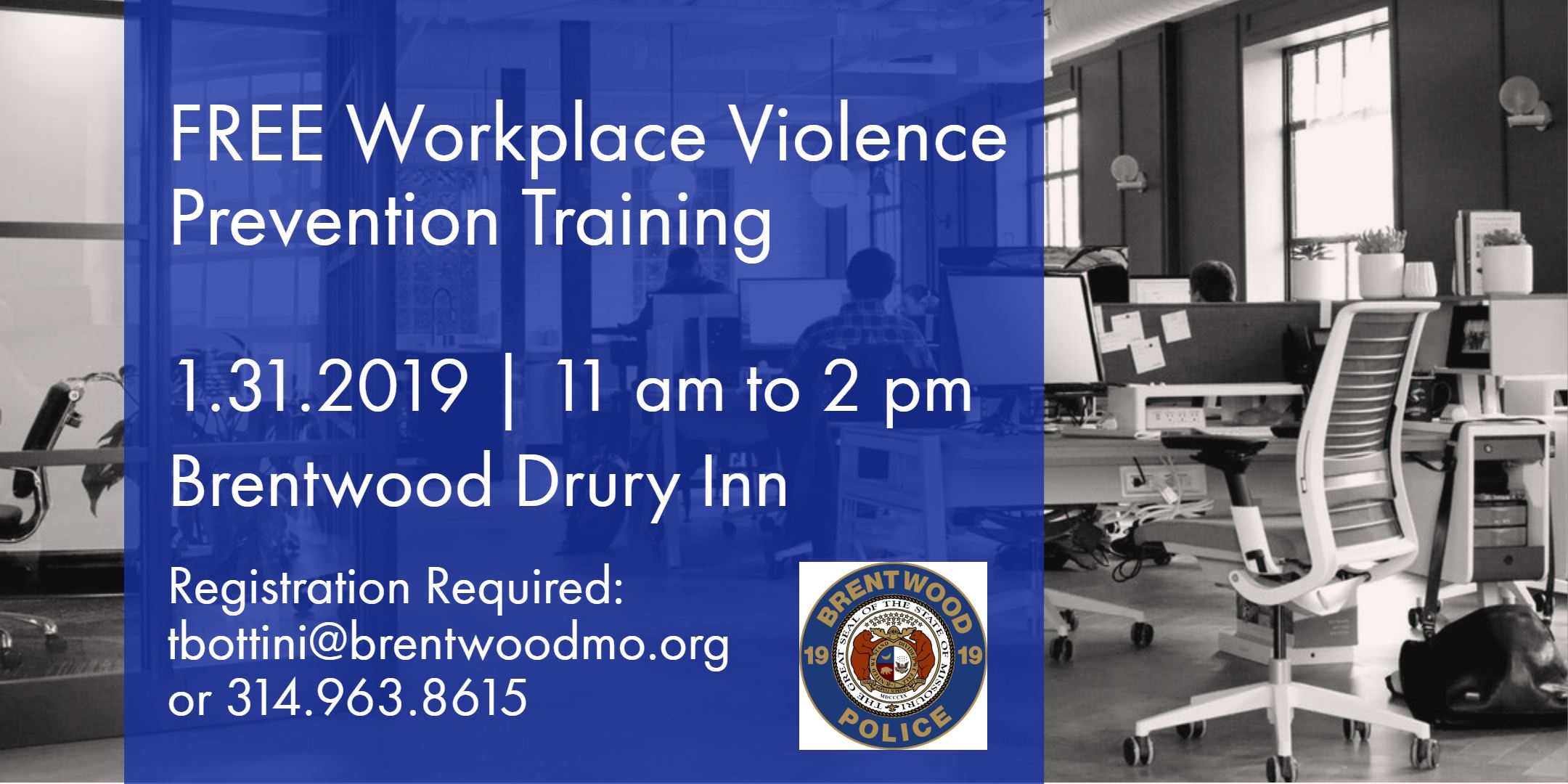 Workplace Violence Prevention Training