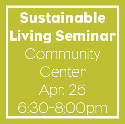 SustainableLivingSeminar