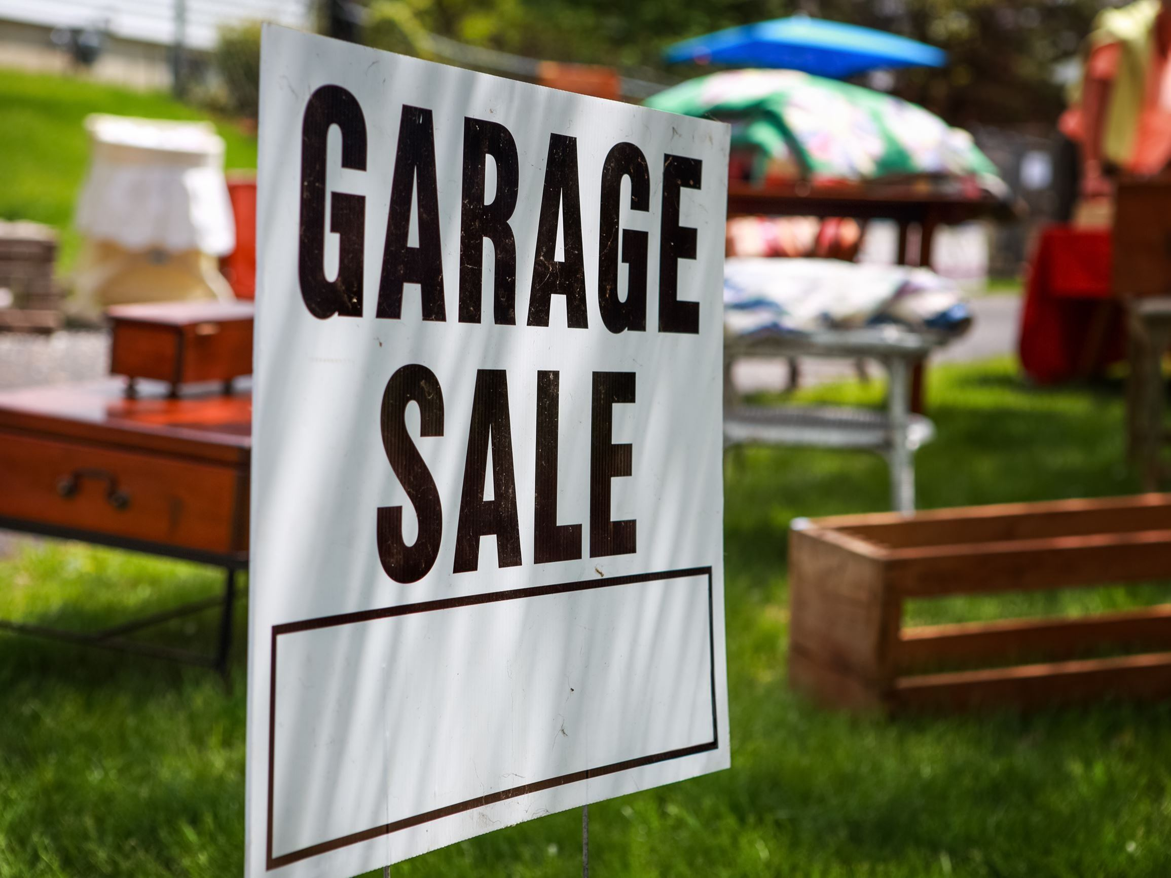 Tri-City Garage Sale