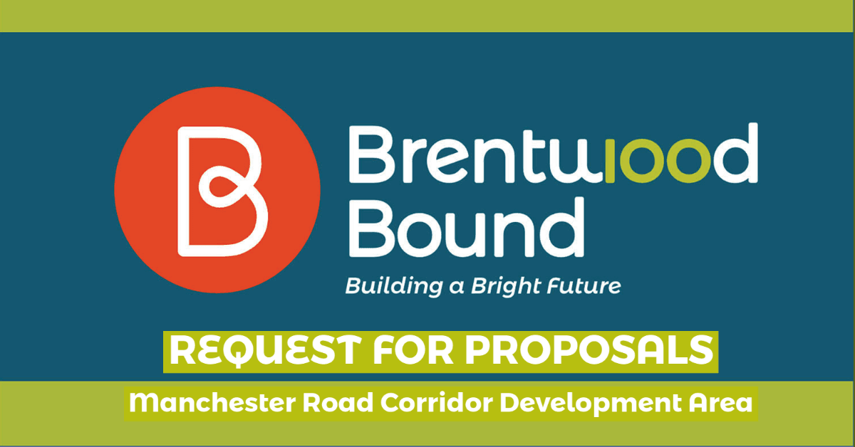 Brentwood Bound Request for Proposals