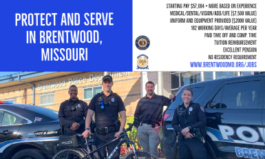 Brentwood Police Department Hiring 04.2021 web