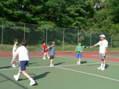 Youth Tennis Lessons