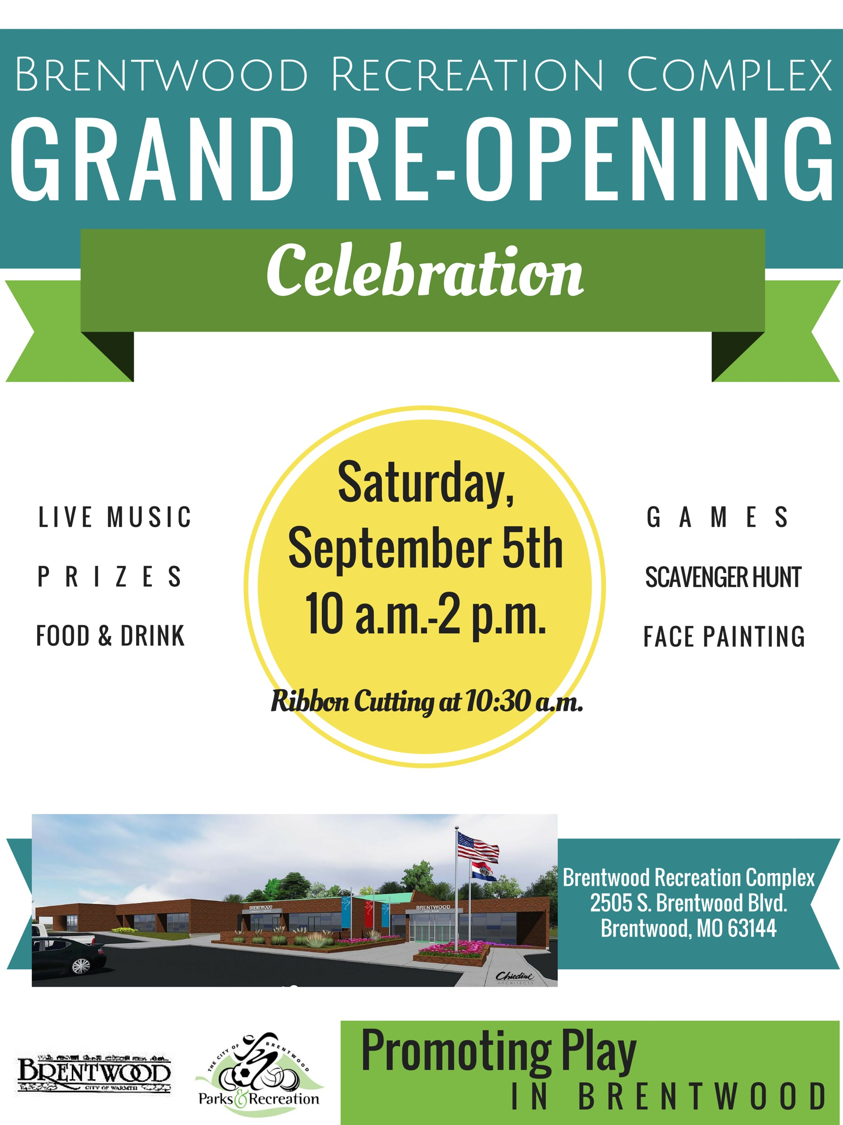 Grand Re-Opening Celebration