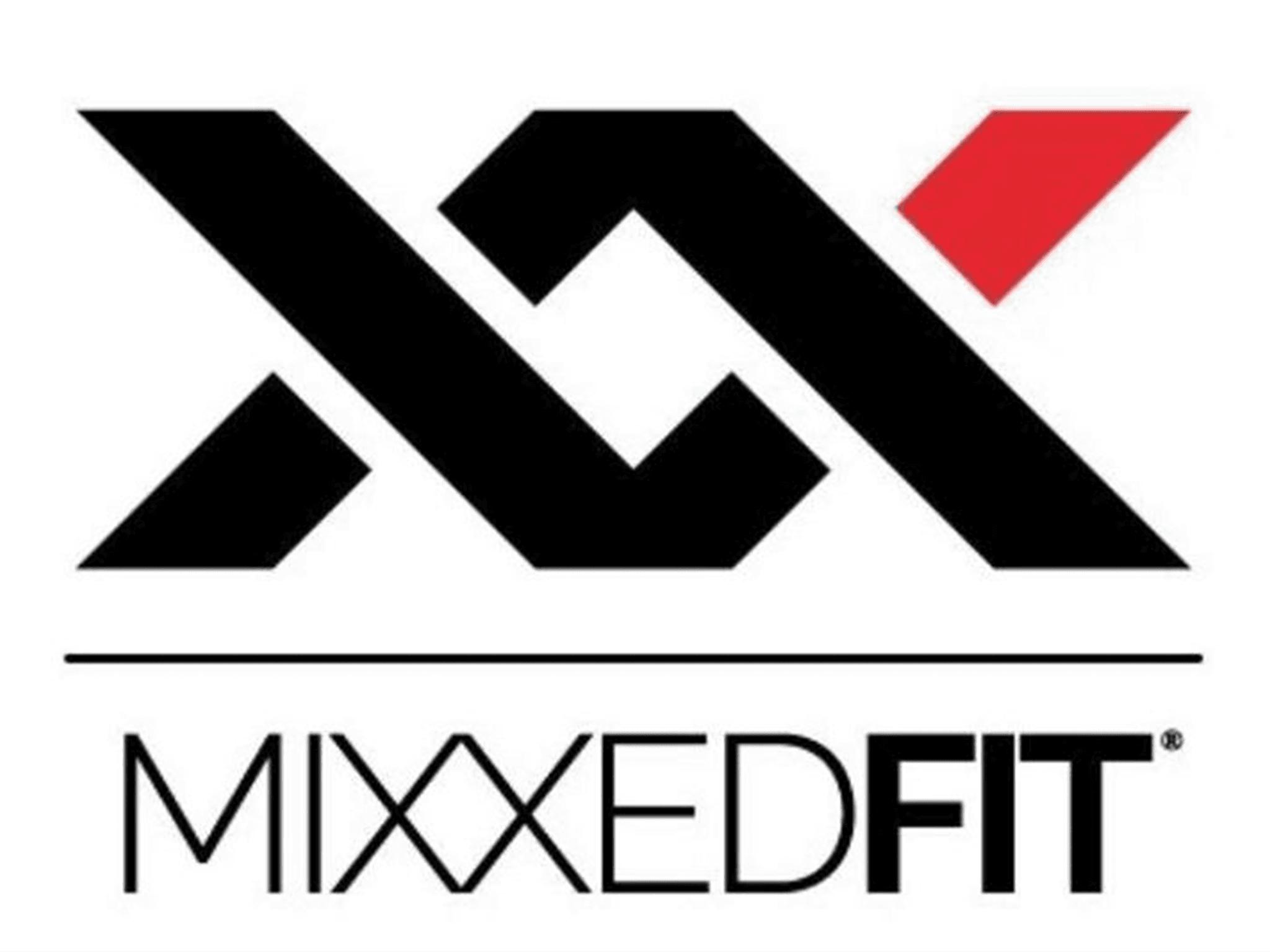 MixxedFitGraphic