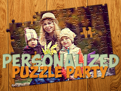 Personalized Puzzle Party