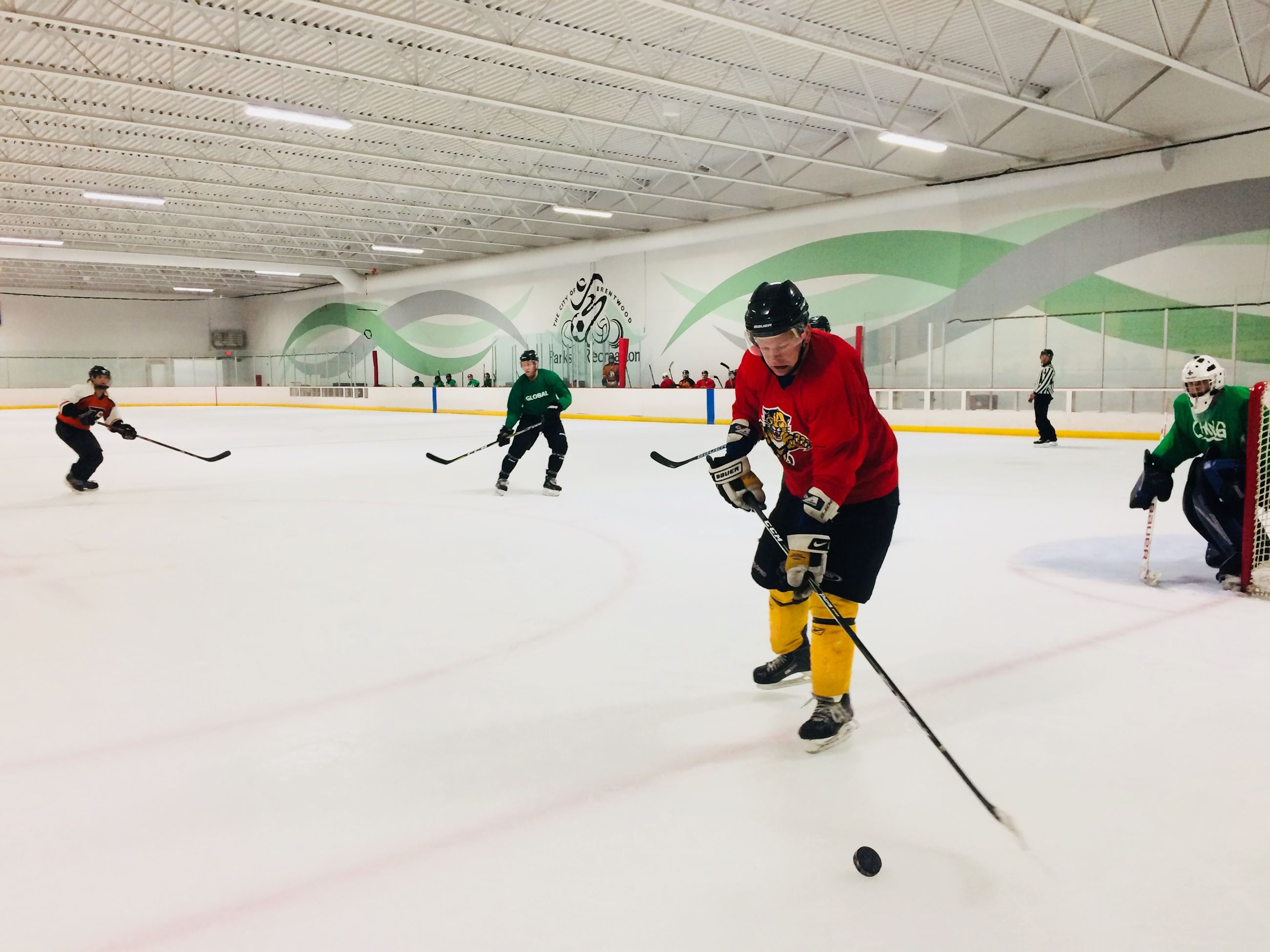 Adult Hockey Brentwood Mo Official Website
