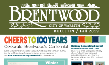 Brentwood Bulletin Fall 2019