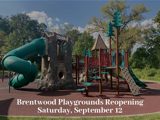 Playgrounds Reopening Social Media