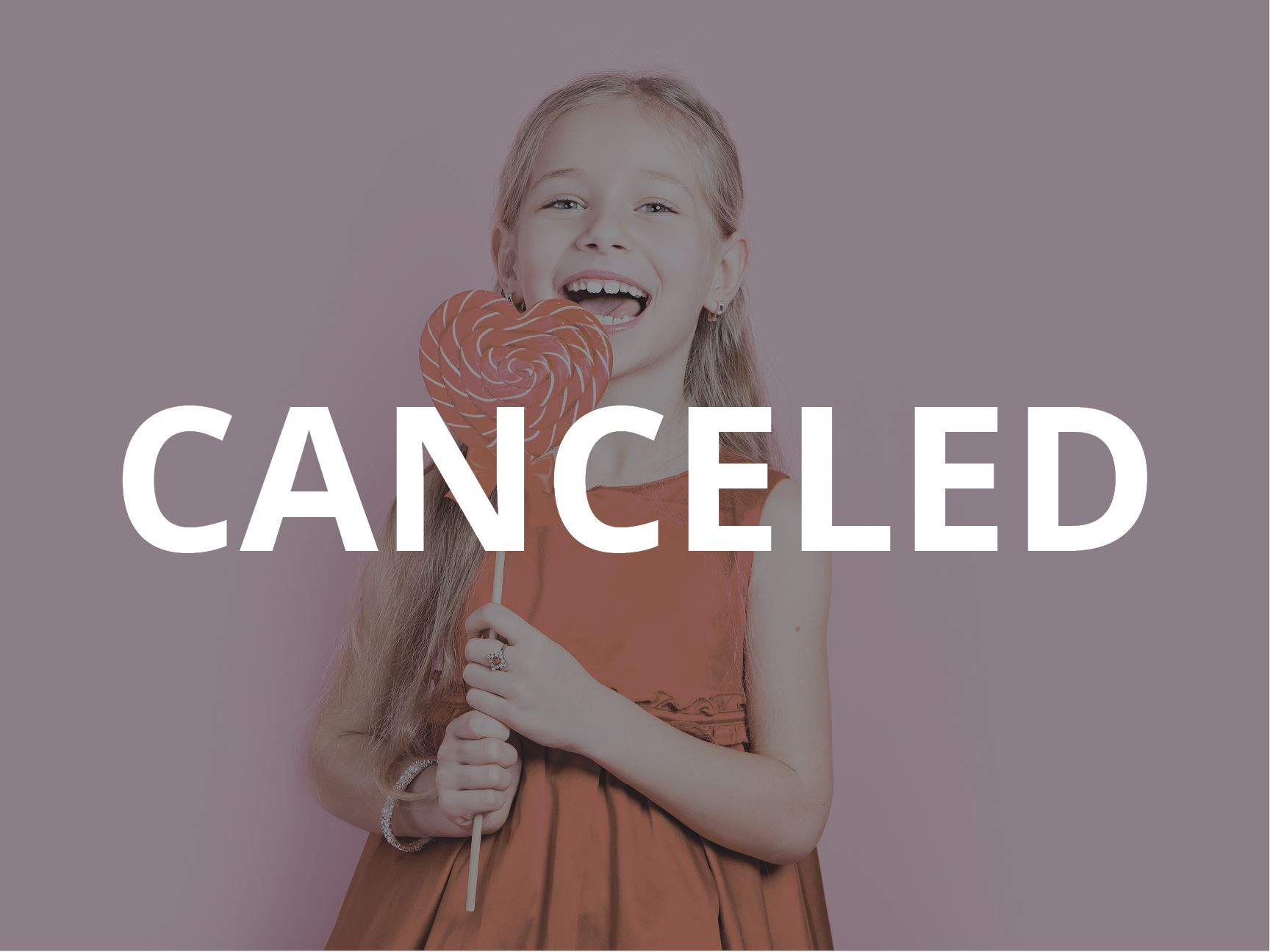 Canceled Sweetheart Dance