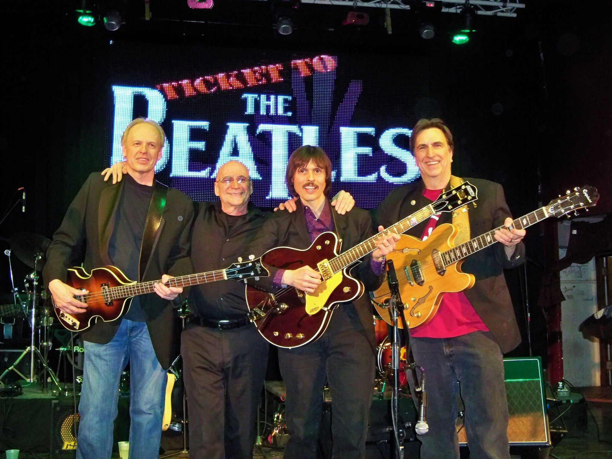 Ticket to Beatles