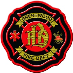 Brentwood Fire Department Logo